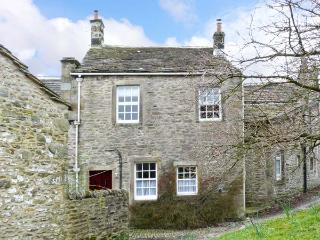 LANE FOLD COTTAGE end terrace, woodburning stove, centre of village of