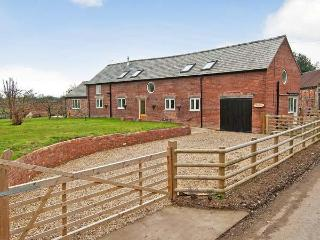 THE BARN luxury, double woodburner, barn conversion in St Martins near Chirk