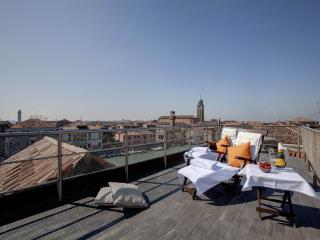 ACQUAMARE Suite with Rooftop terrace & 360° views