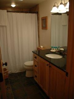 Mainfloor bathroom