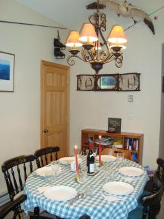 Enjoy delicious meals in your 'home' away from home