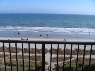 New 2 Bedroom Oceanfront Condo with 3 Flat Screens, in Myrtle Beach