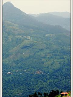 Serenità on the lower right with Perumal Peak in the Background.