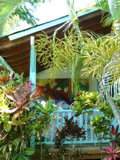 Casa Garden Terrasse, à l'ombre des cocotiers
