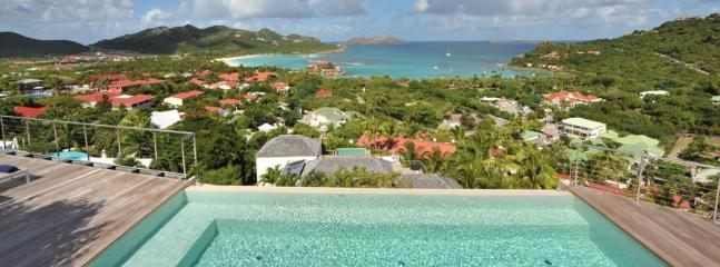 Romana at Saint Jean, St. Barth - Ocean View, Walk to St Jean Beach, Restaurants and Boutiques, St. Jean