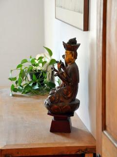Enjoy your stay, be zen!