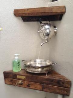 Teapot Washbasin