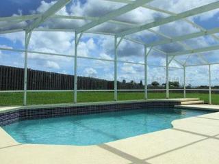 Villa 12 guests w/pool - 6bedr/4ba (Orlando)/Wifi, Davenport