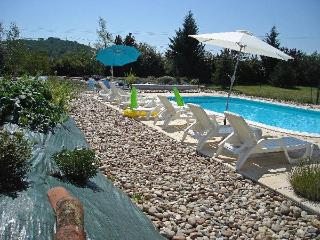 Nonnie, Lot et Garonne, France 2 bedroom gite, Montpezat d'Agenais