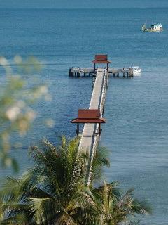 300 private pier - Quai privé 300 m