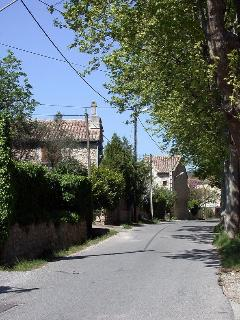 main street of paradou