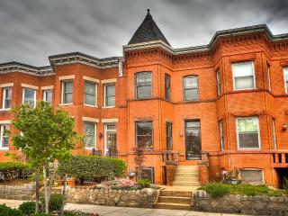 Located in beautiful townhouse