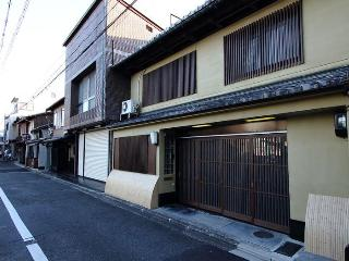 Truly Classic Grand Kyoto Machiya by Nijo Castle