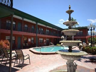 Royal Orleans 106  Redington Beach Ground Floor- Poolside -Across from Gulf!