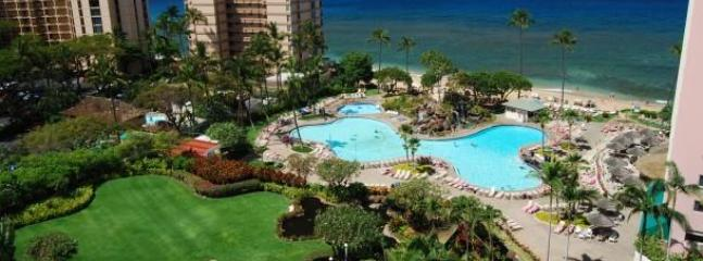 Maui Ka'anapali Beach Club Swimming Pool