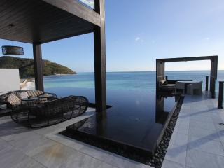 Barracuda Villa #8 at Tamarind Hills, Antigua - Ocean View, Private Pool, Walk to Beach, Five Islands Village