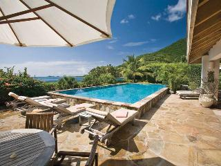Sea Fans at Mahoe Bay, Virgin Gorda - Beachfront, Pool, Lush Tropical Gardens