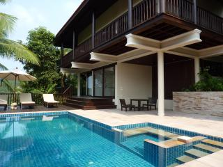 Impressive detached villa in beautiful grounds, Ko Phangan