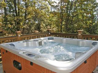Sunrise Retreat on 160 private acres, Hathaway Pines