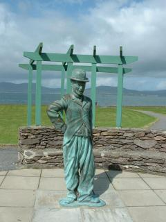 Charlie Chaplin - Waterville on the Ring of Kerry