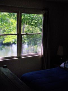 Front Guest Room Windows overlooking River