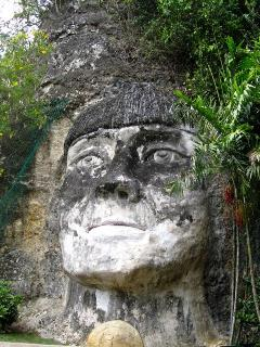 Taino Sculpture - 15 min from house