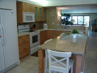 Newly renovated kitchen