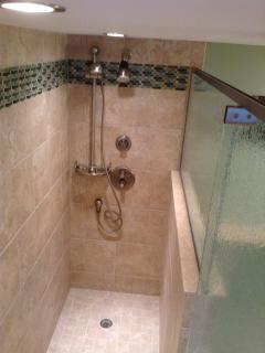 New Master Bathroom Shower