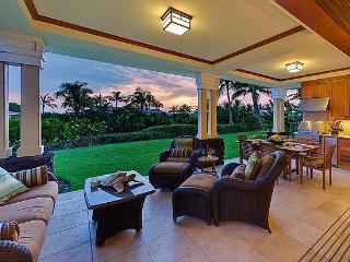 Kolea Villa 5A ~ Partial Ocean View 'Ocean Sunset', Waikoloa