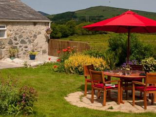 Character cottage in Llangybi near Criccieth