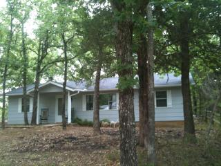 Home surrounded by trees, sleeps 10,Turner Falls, Sulphur