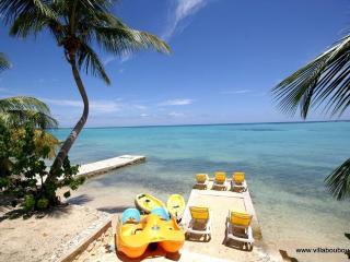 Luxury Villa in Guadeloupe waterfront & golf  5 *, Saint-François