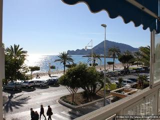 View towards Albir and the bay