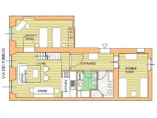 plan: entrance level