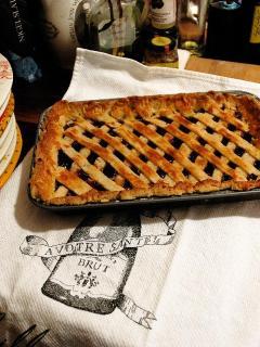 Ciel's Crostata con Marmelata