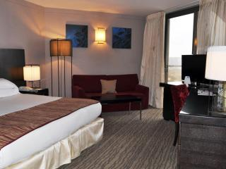 Sea View Deluxe suite in the 5* Daniel hotel, Herzlia