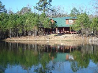Antler Cabin at Broken Bow Lake, Okla.