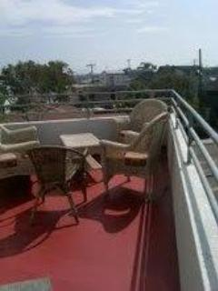 Patio-deck off living room