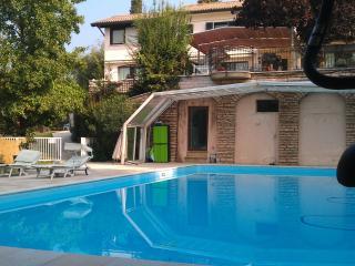 elegant flat private swimming pool verona center, Verona