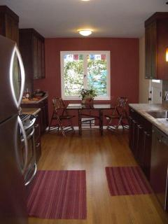 Kitchen towards front window