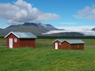 Lambhus - Cosy cabins by the Vatnajokull Glacier, Hofn