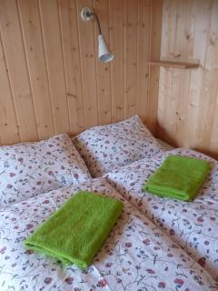 Made up beds upon request
