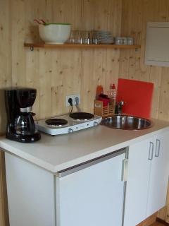 Cabin (20m2) - Kitchenette