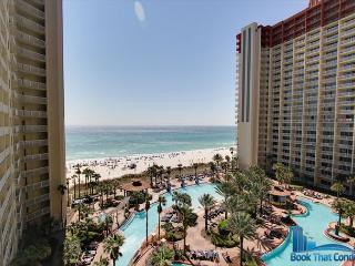 Stunning Views-Private Balcony-Book Today~Shores of Panama 821-Sleeps 8, Panama City Beach