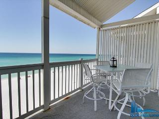 Sugar Dunes 19. Beautiful Beach Front Condo on the West side! Stunning views!, Santa Rosa Beach