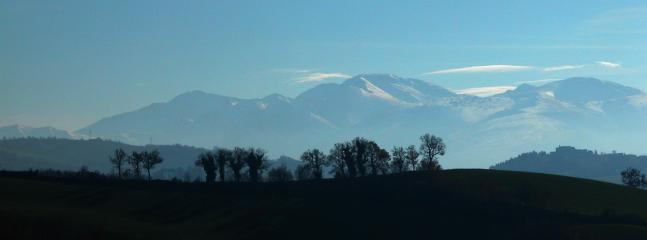 Camerino and the sibillini Mountains