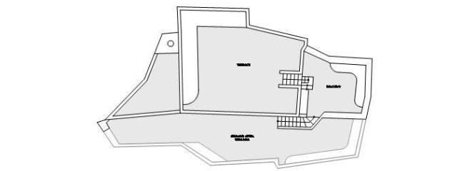 Terrace Level Plan