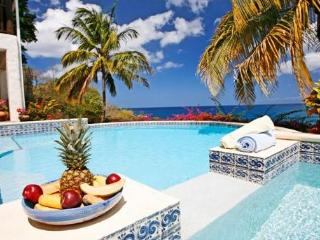 La Paloma at Vigi, Castries, Saint Lucia - Sea Views, Pool, Short Drive to the
