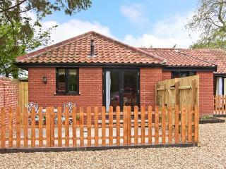 GOLDEN CROSS, dog friendly, single storey cottage, with two bedrooms, in