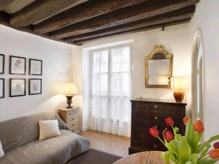A bright and spacious apartment on the Île de la Cité just a stone's throw from Notre Dame Cathedral, Paris